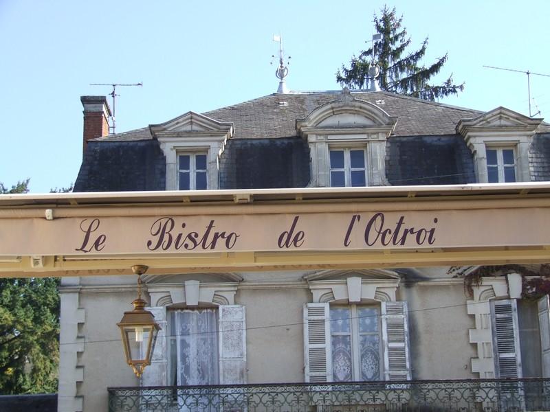Le Bistro de l'Octroi : un restaurant authentique  Sarlat !