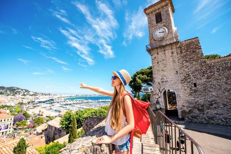 Réservez vos vacances sur la Côte d'Azur au camping Holiday Green !