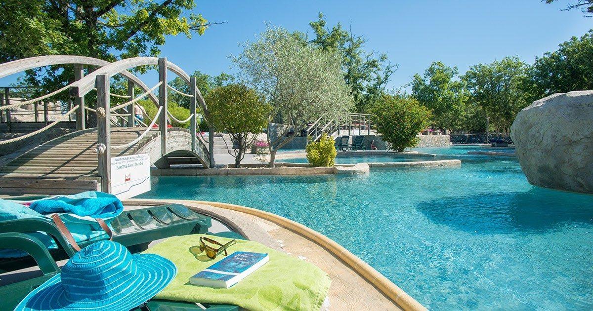 Top 3 des campings 4 étoiles en Ardèche