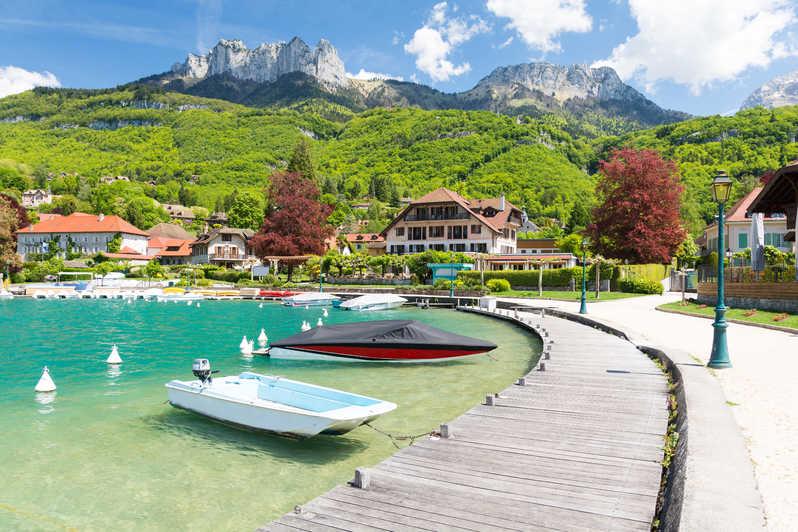 Quelle location prendre pour un séjour à Annecy ?