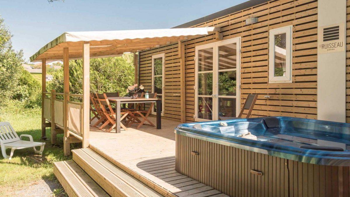 Les plus belles locations avec spa privatif à Biarritz